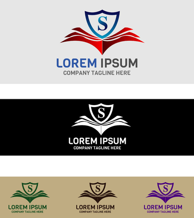 ready logos: S logo template design