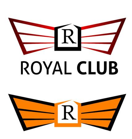 Deer hunting badges. Set of  for hunting club. Vector illustration