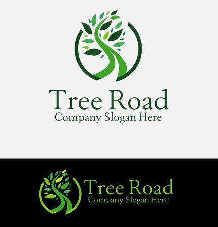 Green Tree Road Logo