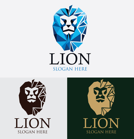 financial consultant: Logo are vector based built in Illustrator software. They are fully editable and scalable without losing resolution Illustration