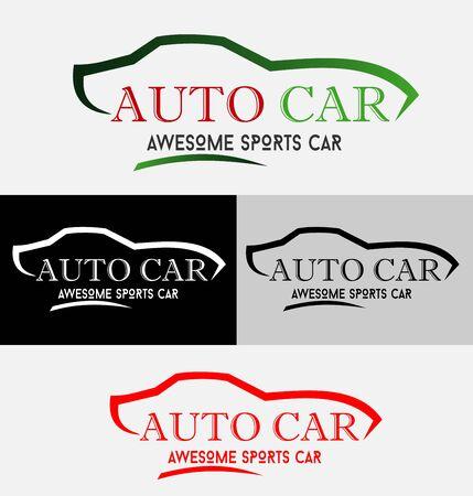 Auto Car Logo Stock Illustratie