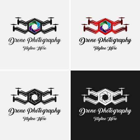 Drones Photography Logo