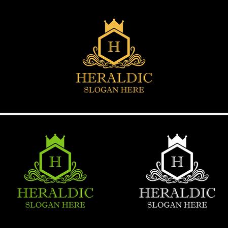 Koninklijk Heraldisch Crest pictogram