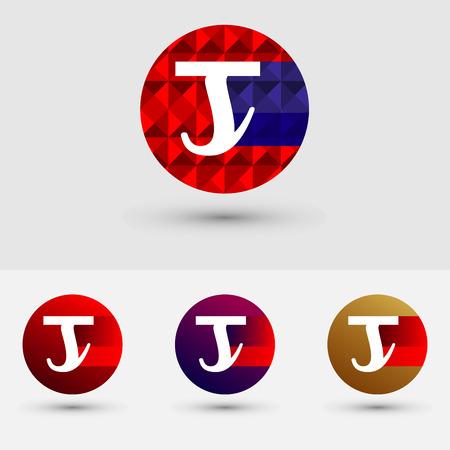 T Brief Vector Logo Icon Ontwerp Symbool
