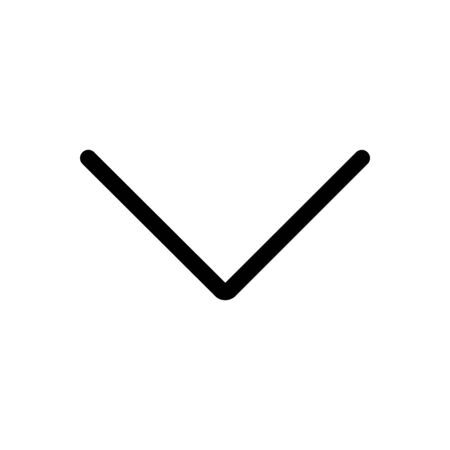 Download Icon. Down Arrow,Take Data or Get File As A Simple Vector Sign & Trendy Symbol in Glyph Style for Design and Websites, Presentation or Mobile Application.