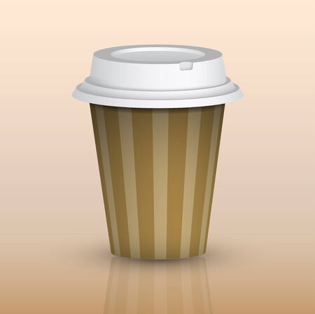 togo: picture of take out coffee cup