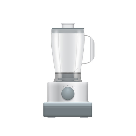 juicer: picture of a blender on white background