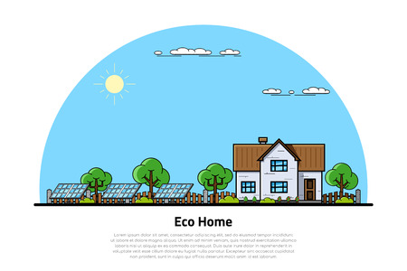eco home banner