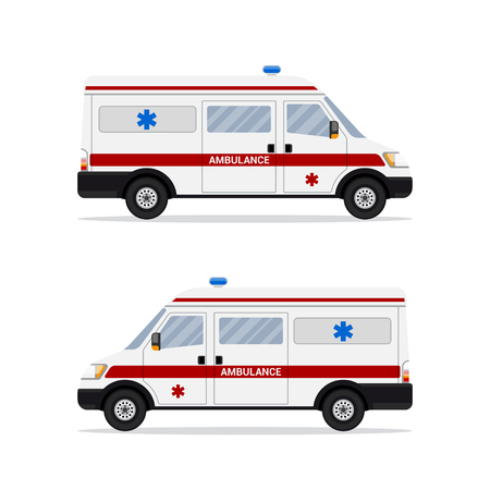 Picture of ambulance