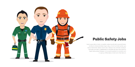 Public safety jobs