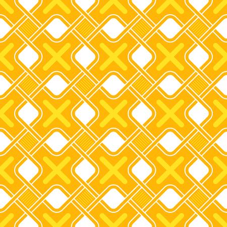 Abstract geometric seamless pattern background. Modern stylish texture. Illustration