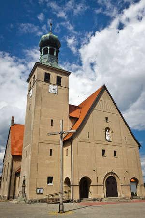 폴란드에서 오래 된 고전적인 교회