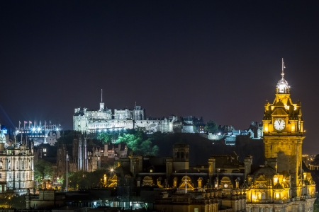 citylight: Citylight of Edinburgh by night