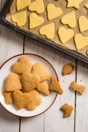 Homemade Christmas gingerbread cookies Stock Photo - 16272401