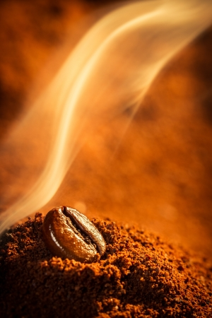 attar: Roasted coffee smell good Stock Photo