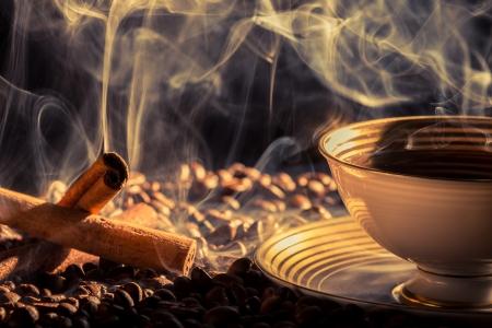 lowkey: Cinnamon flavor of brewed coffee