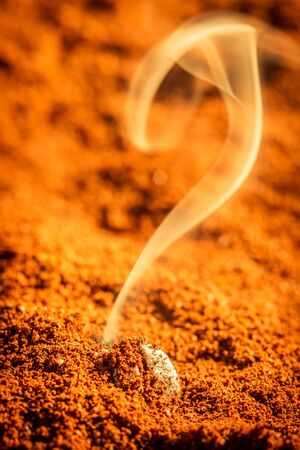 attar: Smell of roasted ground coffee