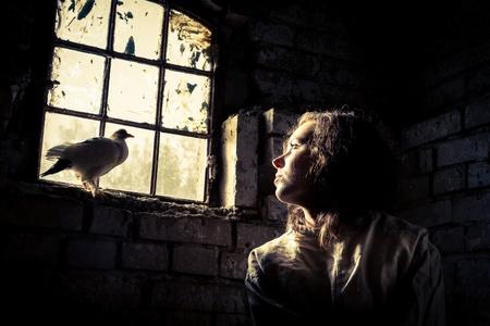 psychiatric: Dream of freedom in a prison psychiatric