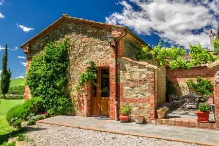 agriturismo: Summer cottage agriturismo in Tuscany, Italy