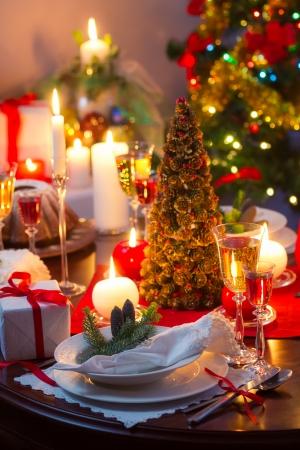 navidad elegante: Disfrute de su día de Nochebuena