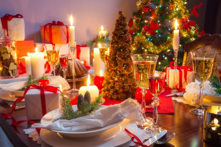 クリスマス ・ イヴの時間です。