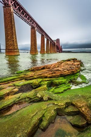 forth: Bridge Firth of Forth in autumn