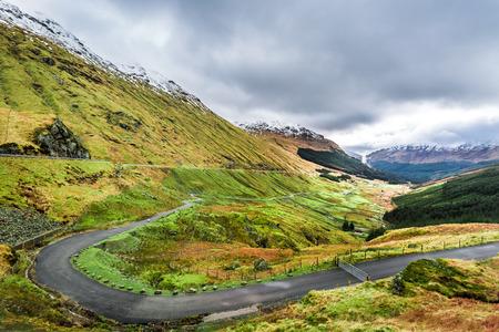 highland region: Argyll Forest Park, Highland in Scotland