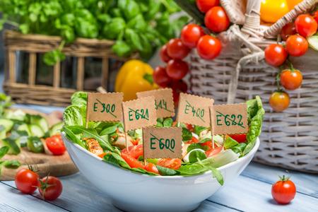 preservatives: Vegetables without preservatives