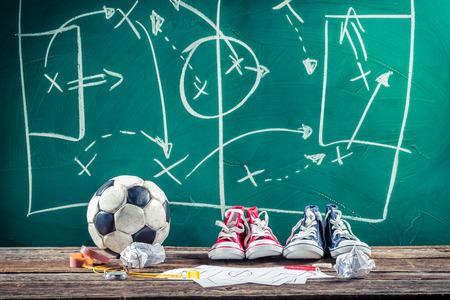 futbol soccer dibujos: Planificaci�n ganar el partido en el f�tbol
