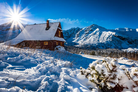 tatra: Enjoy your accommodation in winter mountains