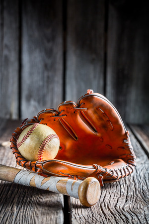 softbol: Set para jugar la liga de b�isbol en el b�isbol