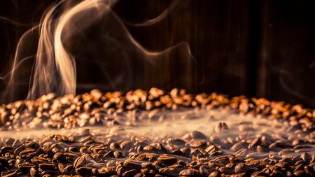 Attar: Coffee bag full of roasted grains