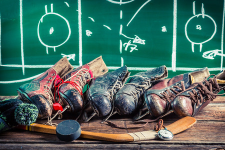 Strategie in ijshockey wedstrijden