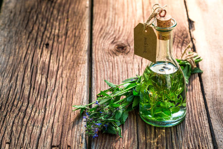 healing plant: Healing tincture as an alternative cure