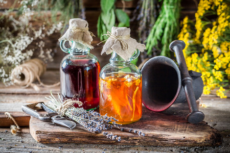 witchdoctor: Therapeutic tincture as an alternative cure