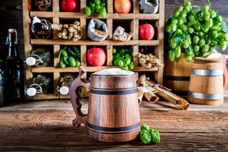 cider: Various cider beer and ingredients