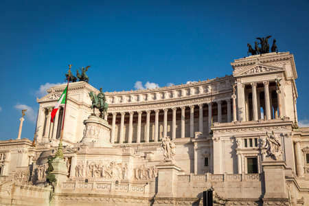 vittorio: Beautiful Vittorio Emanuele II in Rome, Italy