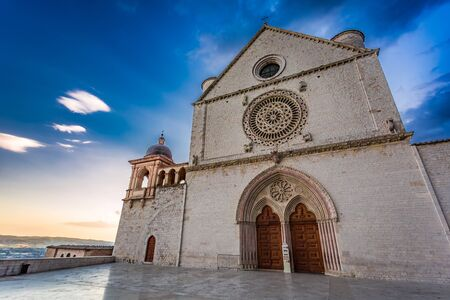 assisi: Architecture in Assisi, Umbria, Italy