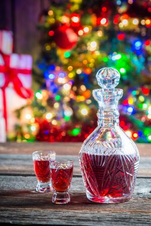 tincture: Tasty and sweet tincture for Christmas