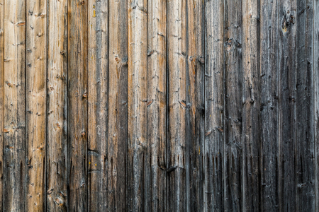 weathered: Weathered wooden wall as background