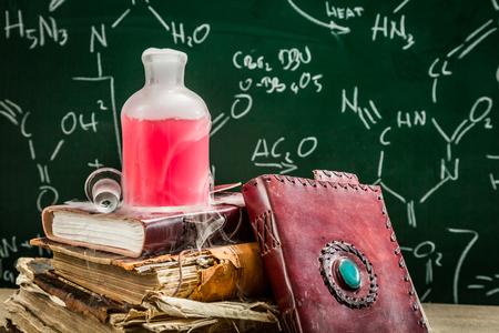 elixir: Buscar el elixir de la usando la qu�mica