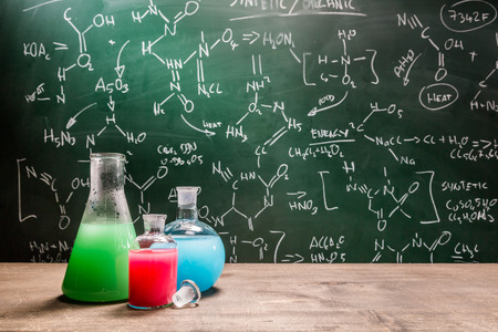 reactions: Testing new chemical reactions in school laboratory