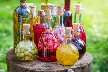 witchdoctor: Sweet liqueur with fruits and alcohol