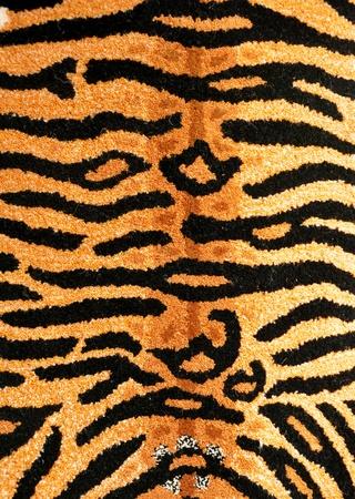 虎の皮のテクスチャ 写真素材
