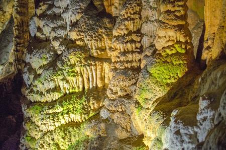 Luravy Caverns Virginia USA Reklamní fotografie