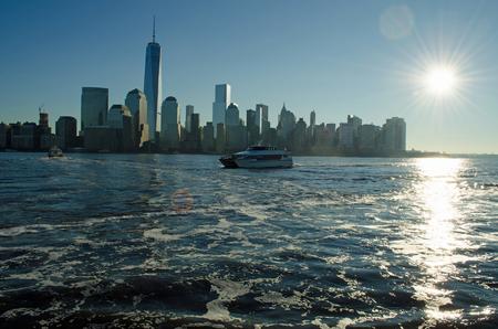 New York Sky Line