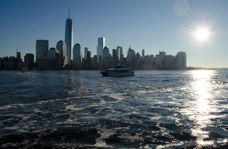 Newyork sky line