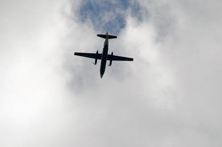 Air Show Andrews Base MD USA Banco de Imagens