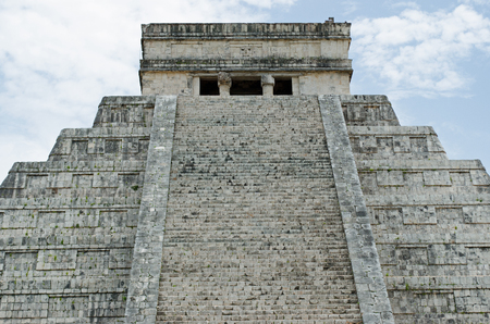 Chichen Itza Pyramid. State, world