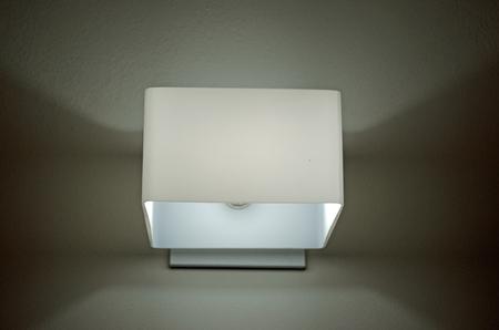 White square light